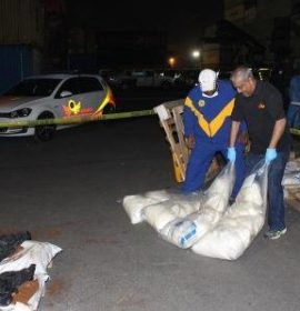 Hawks seize ephedrine in container at Durban Harbour