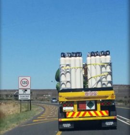 When does the 80km/h speed limit apply to trucks?