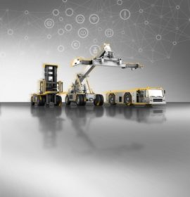 CeMAT 2016: Continental is an experienced partner in material handling