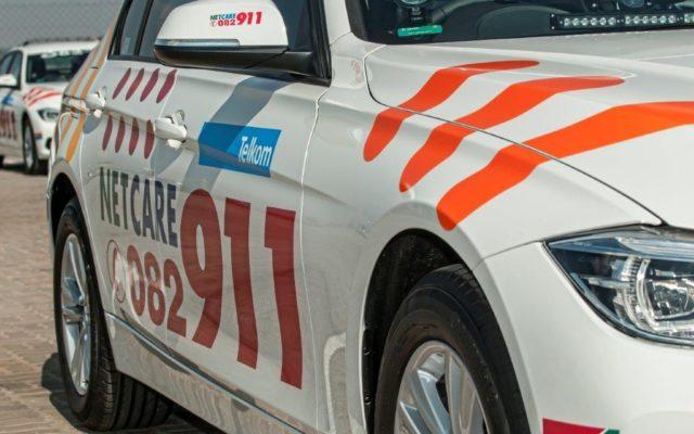 10 Injured when truck and taxi collide in Weltevreden Park in Roodepoort