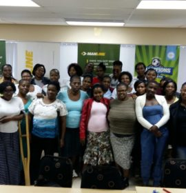 Barloworld Transport takes on 30 people with disabilities for learnership programme, future employment