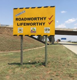 RTMC commends Mpumalanga for impounding un-roadworthy trucks