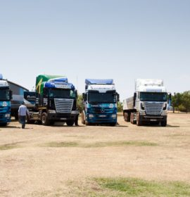 Mercedes-Benz SA aim to produce trained, trusted and tested drivers through driver training from Daimler Trucks & Buses