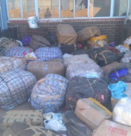 Suspected stolen property recovered in truck at Burgersfort