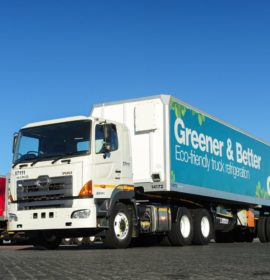 Shoprite is adding more Hino 700-Series trucks to it national delivery fleet. Over the past three years Shoprite has bought more than 130 trucks from Hino Midrand for its Midrand depot which has a fleet of more than 400 trucks.
