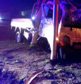 Fatal collision in Germiston