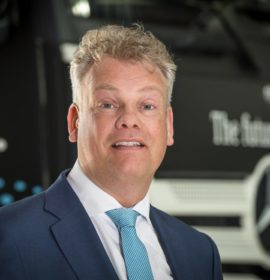 Mercedes-Benz South Africa (MBSA) welcomes new Executive Director for the Regional Centre Southern Africa