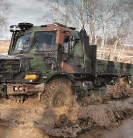 Mercedes-Benz Trucks ready to impress at Africa Aerospace and Defence (AAD) exhibition