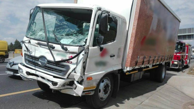 Brake Failure on truck blamed for crash in Edenvale