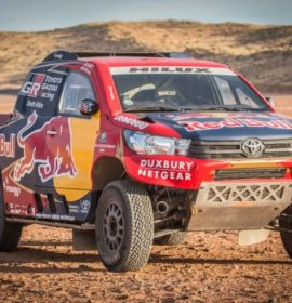 Toyota Gazoo racing SA announces two car line up