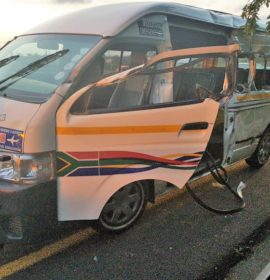 4 Injured in collision with truck on N3 Durban bound