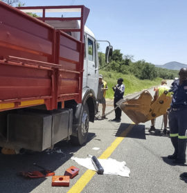 Rustenburg industrial accident leaves man critically injured