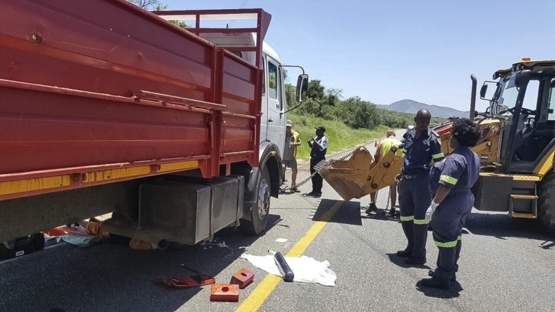 Rustenburg industrial accident leaves man critically injured
