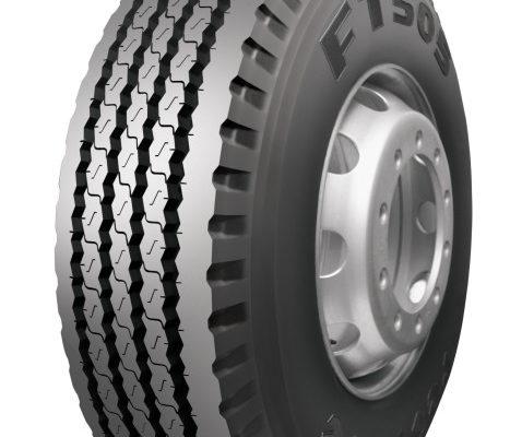 Better life, wear from new Firestone trailer tyre