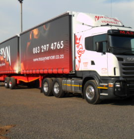 Ctrack Fleet Monitoring Services Help Curb Diesel Theft and Fraud for Massyn Vervoer