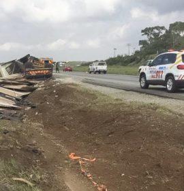 Meyerton crash leaves one injured