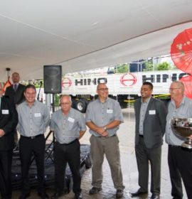 Imperial Hino moves to State Of Art facility in pursuit of best in town dealer status