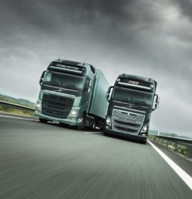 Volvo Trucks South Africa introduces and fits innovative safety features at local plant