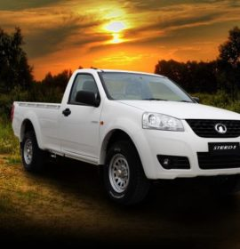 The need for Steed– GWM Steed 5 Single Cab 2.0 WGT 4X2 Workhorse