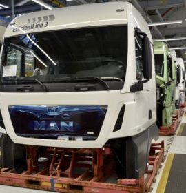 Little box, big potential: New MAN vehicles equipped with RIO Box as standard