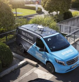 Mercedes-Benz Vans, Matternet and siroop start pilot project for on-demand delivery of e-commerce goods