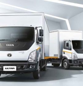 Tata Motors unveils its new range of light trucks – ULTRA