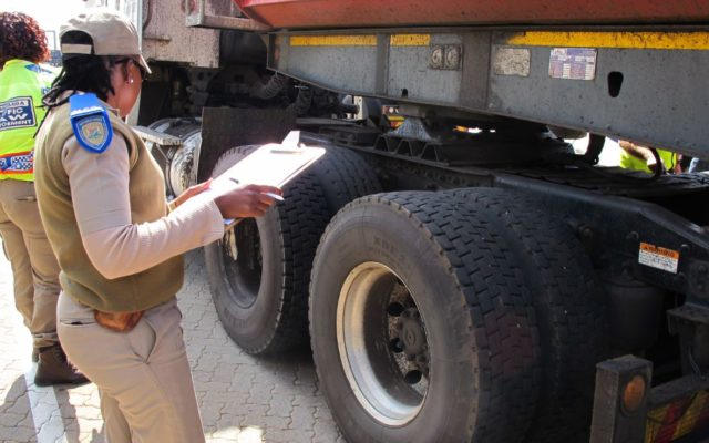 Focus on safety can help improve profits in the trucking industry