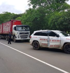 Hijacked Truck with 21 600 Cans Of Soft drinks Recovered in Tongaat