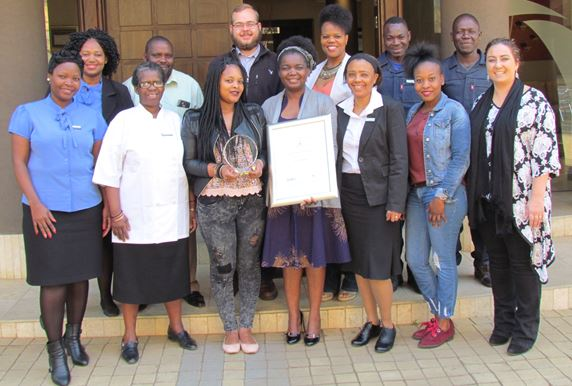 Imperial Logistics is Corporate Educator of the year
