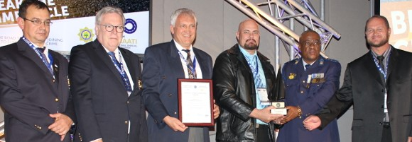 Imperial Logistics wins crime-fighting award