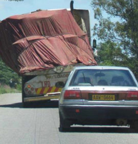 Vehicle overloading: Don't put your business at risk!!