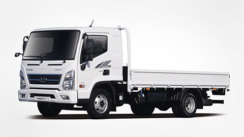 New EX8 Mighty truck boosts Hyundai's commercial vehicle range in SA