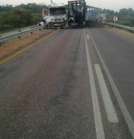 Transporters urged to Avoid R572 road from Groblersbrug due to Unrest and Violence