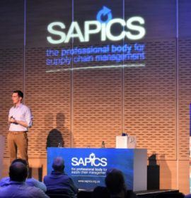 Imperial Logistics a proud gold sponsor of the 40th SAPICS conference held in Cape Town