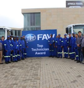 FAW South Africa makes big strides in aftersales customer satisfaction