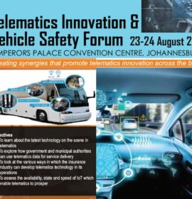 Telematics Innovation & Vehicle Security Forum (updated brochure)