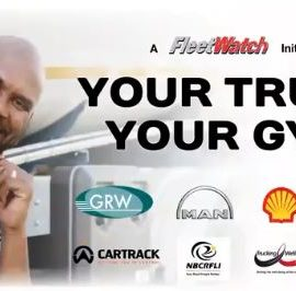 Your Truck Your Gym initiative to address driver well-being