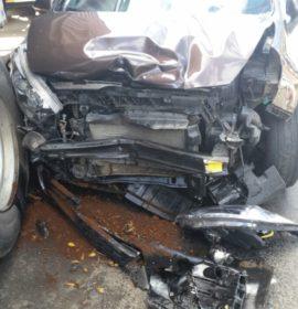 Five injured in collision in Piermaritzburg