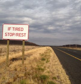 How do we reduce driving hours of drivers to reduce fatigue?