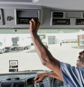 Can On-Board Cameras help to make Trucking Safer?