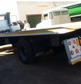 Police recovers stolen truck in Mpumalanga