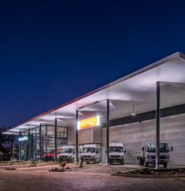 Daimler Trucks & Buses and Mercedes-Benz Vans extend their reign in Rustenburg
