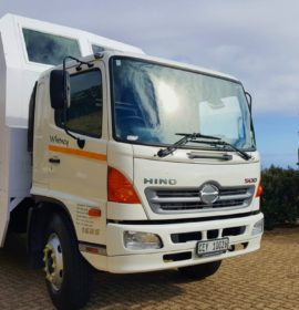 Adventure Tours Company switches to Hino Trucks