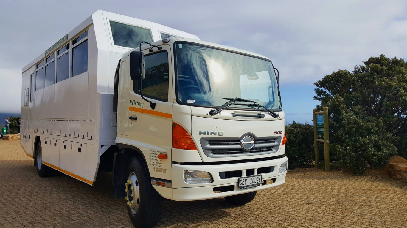 Adventure Tours Company switches to Hino Trucks - Truck and