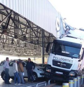 Hijacked truck recovered and arrest made in Rustenburg