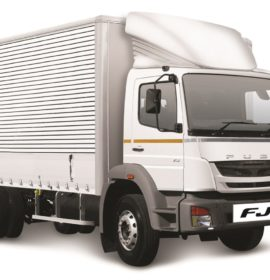 FUSO FJ 16-230 testament to continuous growth offensive in southern Africa