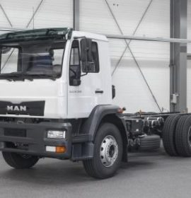 Ten years of MAN Truck & Bus in India
