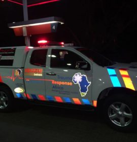 Truck driver killed in crash on N8 west of Bloemfontein after suffering suspected medical episode