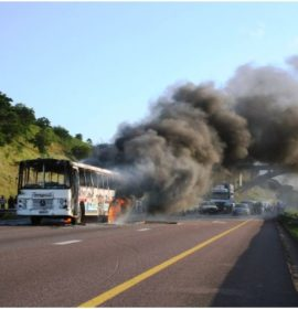 New EU regulation for fire suppression systems in engine compartments of buses and coaches