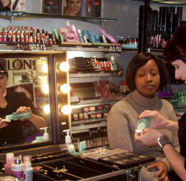 Imperial Logistics partnership with Peak Instore helping global beauty brand Revlon to grow market share.